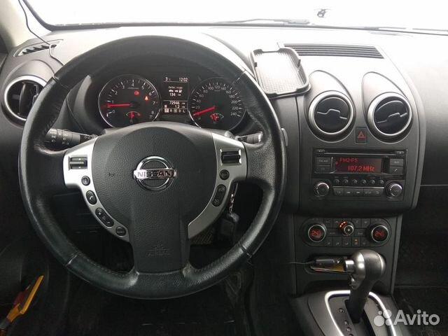 Nissan Qashqai, 2013
