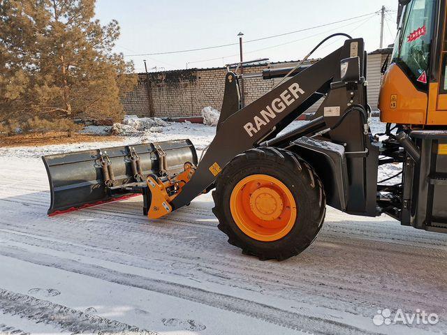 Погрузчик ranger X3 89145810528 купить 6
