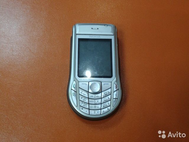 89107311391 Nokia 6630