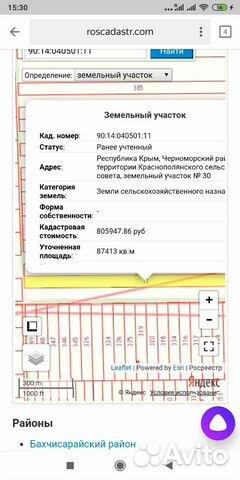 Участок 8.74 га (СНТ, ДНП)