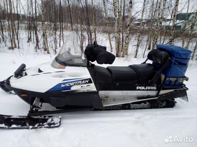 Снегоход Polaris Widetrak LX 89622110110 купить 2