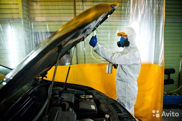 Антакоррозийная обработка автомобилей г. Курган 89195893770 купить 5
