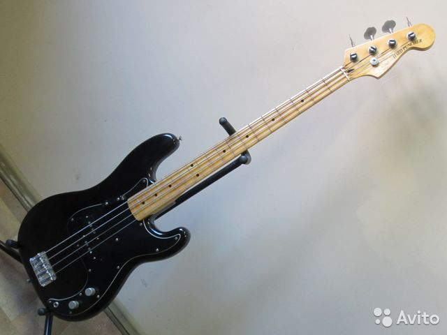 89025069832 Бас-гитара Tokai PB-40 безлад (1980х Japan)