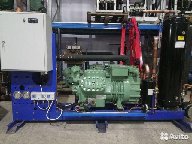 Холодильный агрегат Bitzer 6F-40.2 Заморозка 89616603001 купить 5