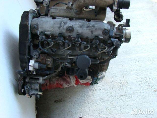 84732022776 Двигатель Renault Scenic II 2003-2009