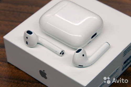 Airpods luxe