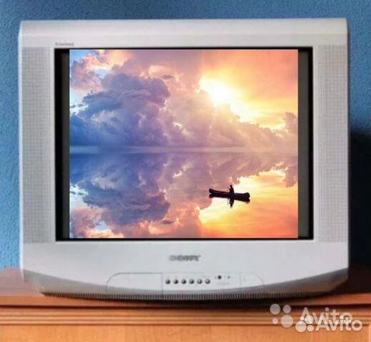Sony TV 54cm köp 1