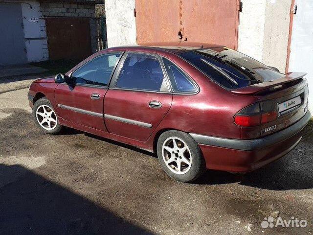 Renault Laguna, 1995 89097840788 купить 5