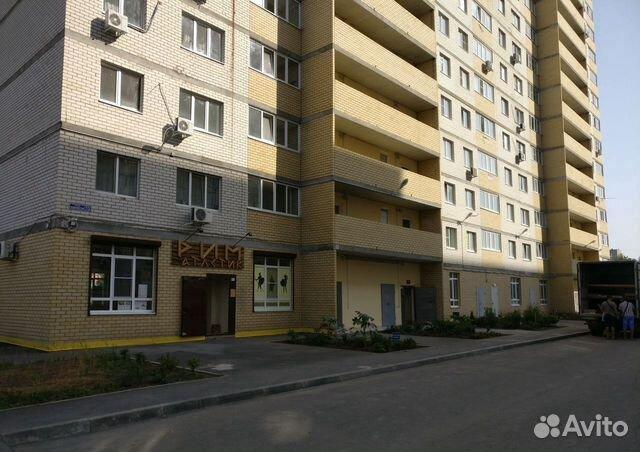 1-к квартира, 40 м², 17/20 эт.