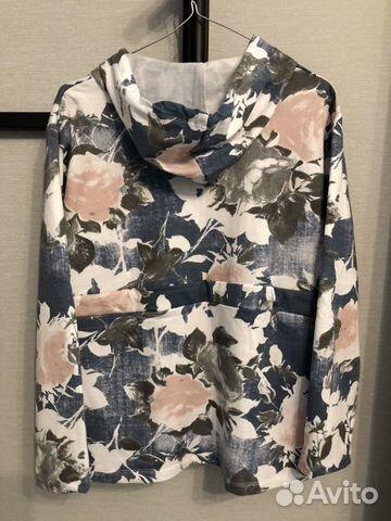 Легкая куртка /50 размер 89114055095 купить 2