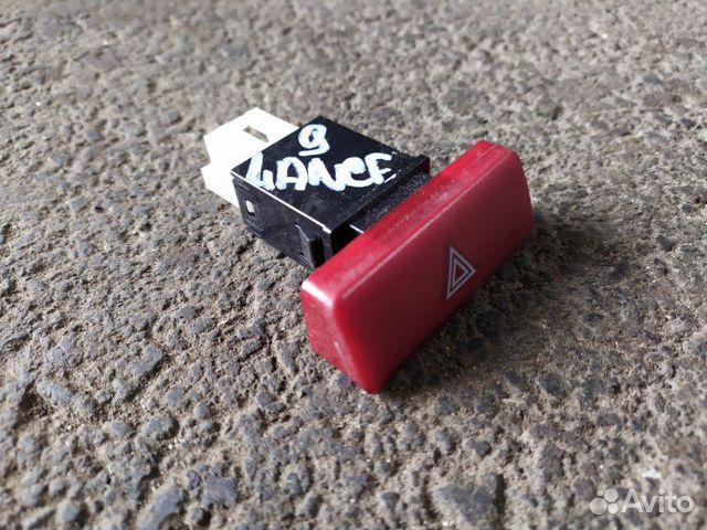 Кнопка аварийной сигнализации Mitsubishi Lancer CS купить 1