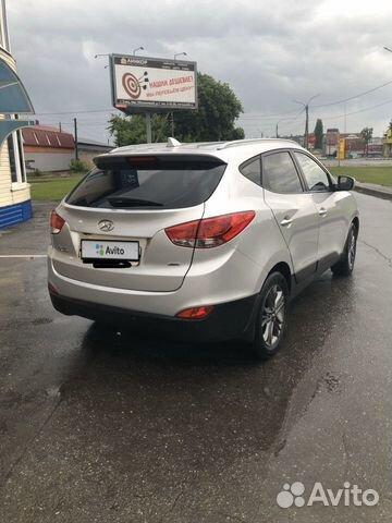 Hyundai ix35, 2013 89065936174 купить 7