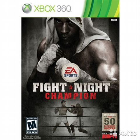 Fight Night Champion - на Xbox 360— фотография №1
