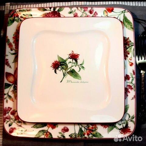 Villeroy & boch,фарфор, набор тарелок,Германия 89042712487 купить 3