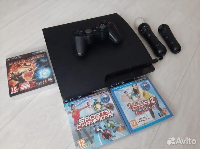 Sony PS3 купить 2