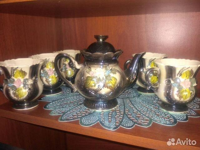 Сервиз чайный  89101596963 купить 2