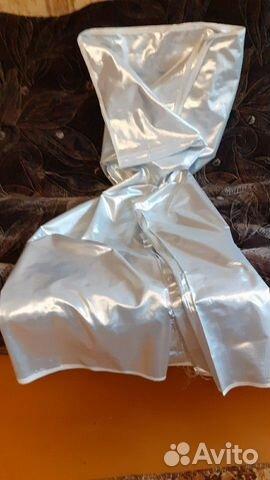 Парча 5 м.Платье на выпускной или свадьбу  купить 3