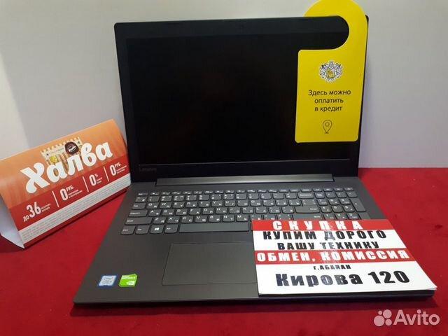 89503079406  Новый ноутбук Lenovo на i3 (8th) с SSD (к120)