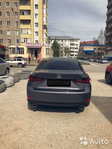 Lexus IS, 2013 89821902507 купить 6