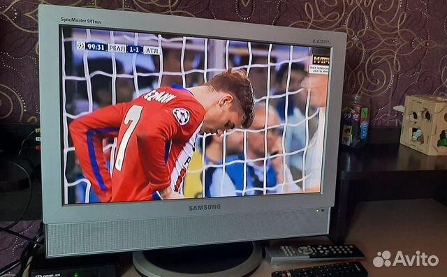 ЖК телевизор SAMSUNG 48 см