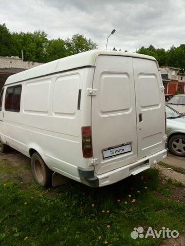 ГАЗ ГАЗель 2705, 2004 купить 3