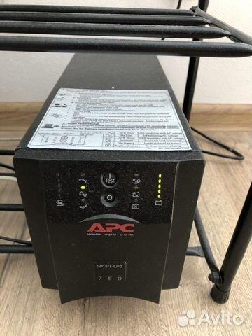APC Smart UPS 750 с новыми батареями 89649627977 купить 1