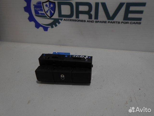 89270165946  Кнопка центрального замка Peugeot 1007 KM TU3JP