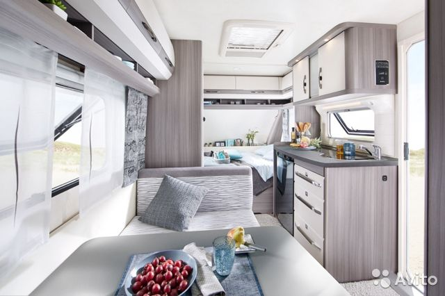 Самый легкий дом на колесах Hobby Ountour 390 Sf 89183304949 купить 3