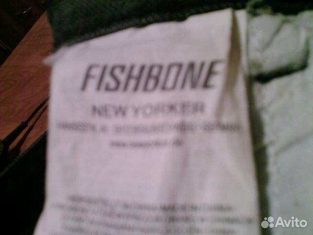 Новые джинсы Fishbone. NEW Yorker. Germany  89127770606 купить 4