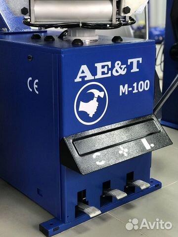 Комплект шиномонтажного оборудования AE&T 89536911143 купить 5