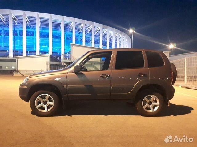 Chevrolet Niva, 2019 buy 1
