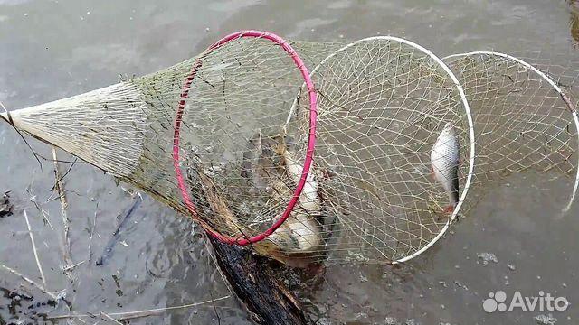 Секрета рыболовные