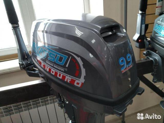 Лодочный мотор mikatsu M9.9FHS enduro (20л.с) купить 3