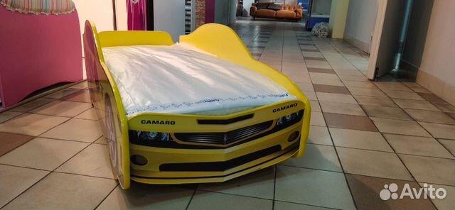 Кровать машина  купить 2