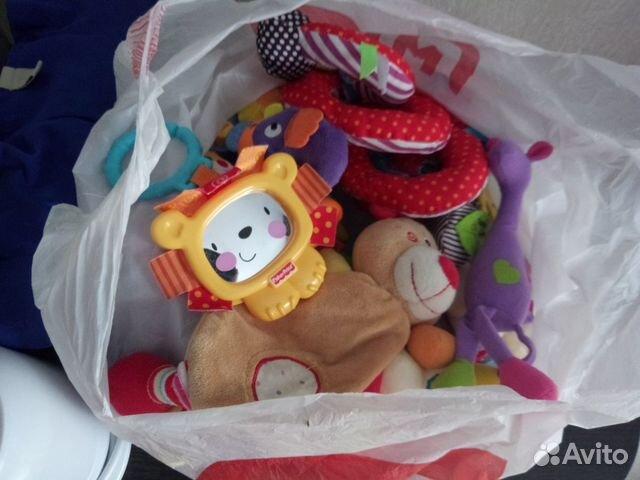 Игрушки детские и органайзер для детской кроватки  89208099488 купить 1