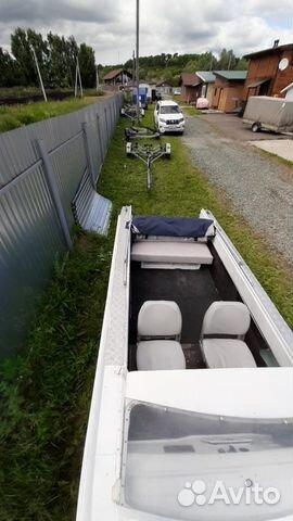 Моторная лодка Сарепта купить 9