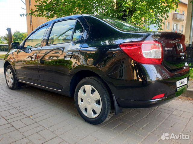 Renault Logan 2014  89062206917 buy 3