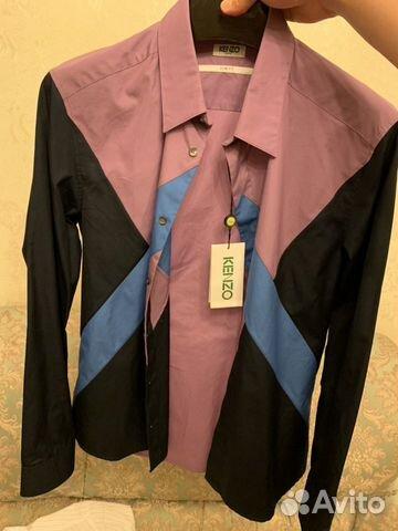 Рубашка kenzo  89894821359 купить 1