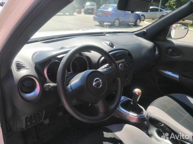 Nissan Juke, 2011  купить 10