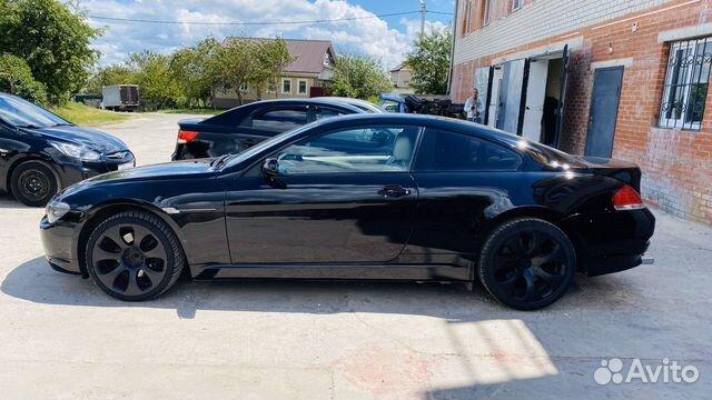 BMW 6 серия, 2004  89606310659 купить 3