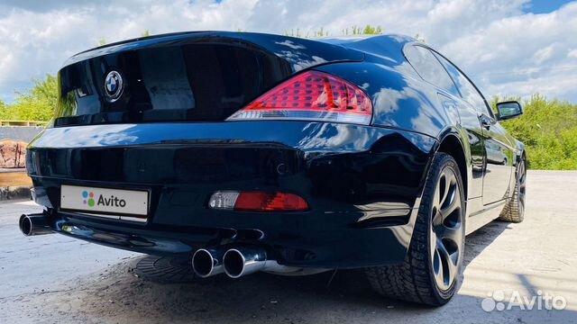 BMW 6 серия, 2004  89606310659 купить 6