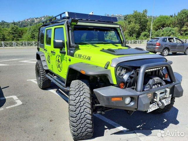 Jeep Wrangler, 2012  89679153448 купить 10