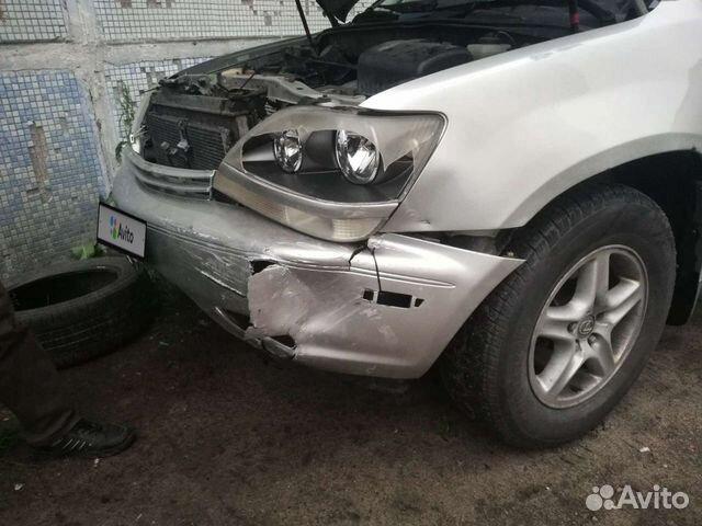Lexus RX, 2000  89061342286 купить 6