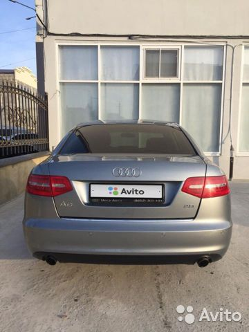 Audi A6, 2010  89637954333 купить 3