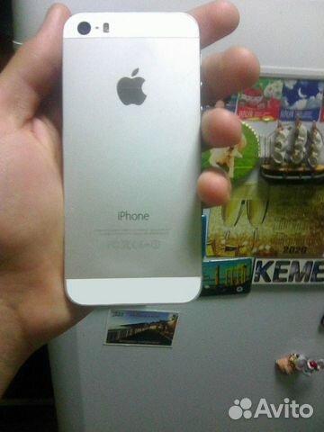 Продам в хорошем состоянии iPhone 5s 16gb  купить 2