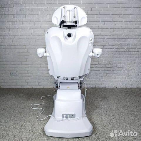 Педикюрное кресло Tony, 3 мотора, раздвижные опоры  89085483658 купить 8