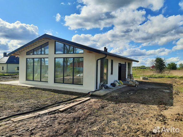 Дом 95 м² на участке 7 сот.  89316005741 купить 2