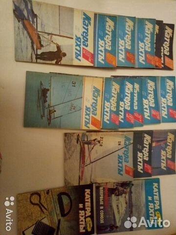 Журнал Катера и яхты, в ассортименте  89044498223 купить 3