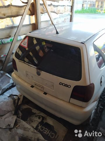 Volkswagen Polo, 1996  89201182728 купить 2