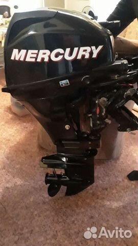 Лодочный мотор mercury f15m